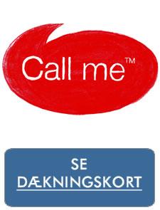Call me mobilnet netværk og dækning