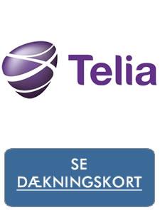 Telia Netværk Net dækning