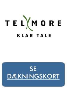 Telmore netværk Net dækning