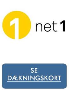 Net1 dækning internet